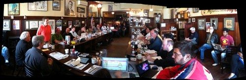 Boston Media Makers 4/4/10 Panorama