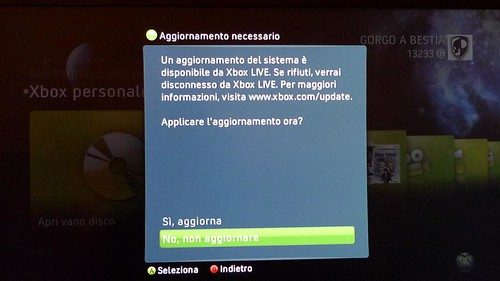 Xbox usb update