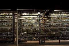 Probably the largest beer bottle collection