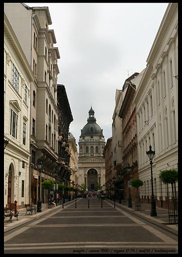 Budapest - St Stephen's Basilica (Szent István Bazilika)