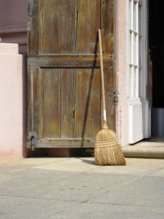 New broom?