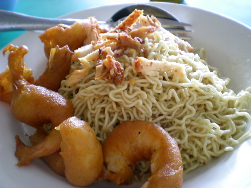 Sunny Cafe's kampua special