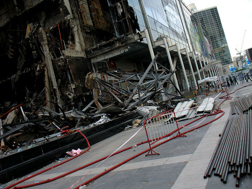 central world, destroyed