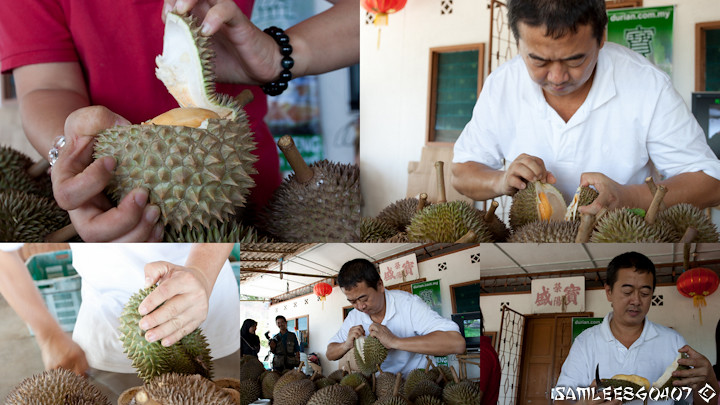 2010.06.19 Bao Seng Durian Buffet @ Penang-11