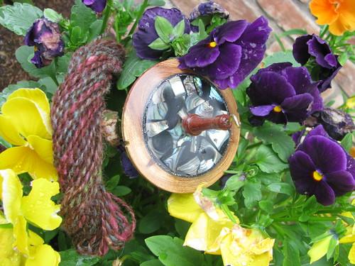 Ken Ledbetter Mosaic Spindle