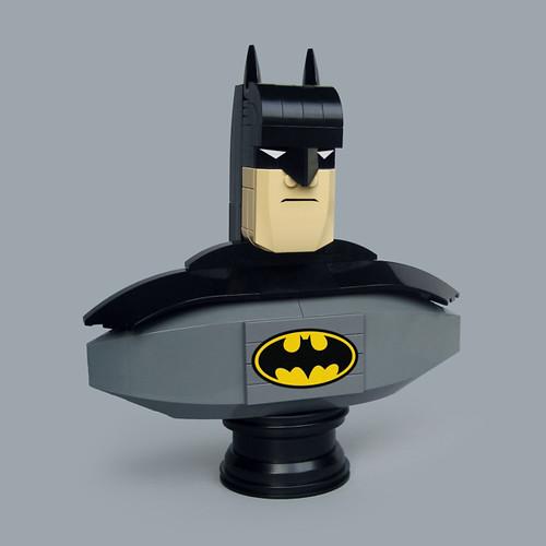 Lego Batman Animated bust