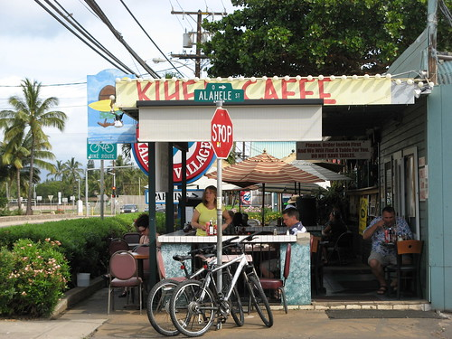 The Kihei Caffe, Maui