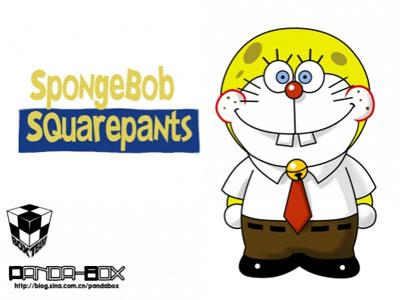 Sponge Bob Doraemon