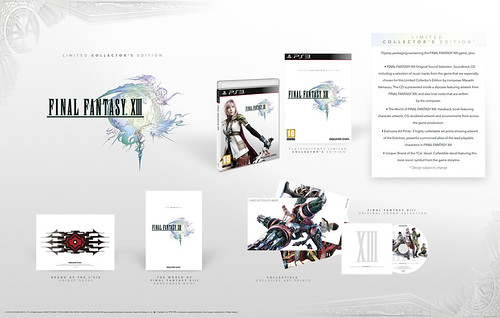 FF13 Collector's Edition (EU)