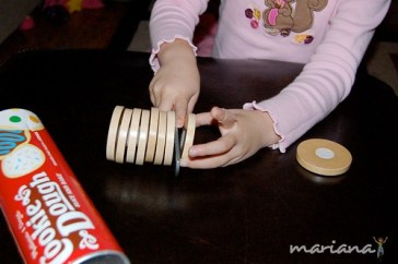 Product Review: Slice & Bake Cookie set