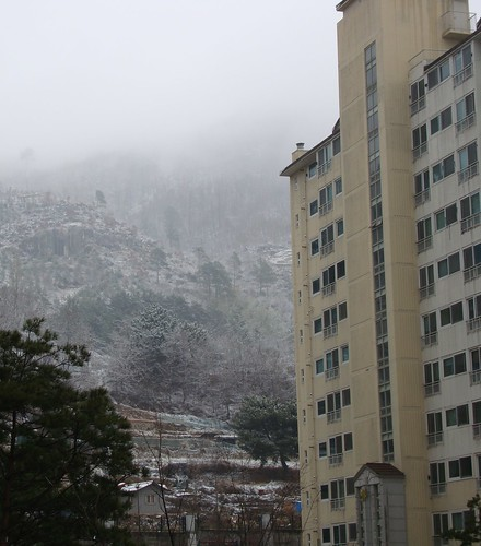 Schnee 13. Februar