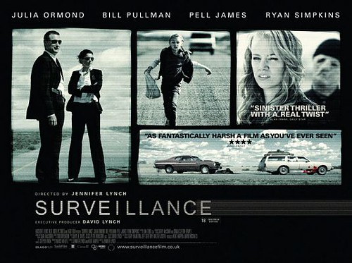 Surveillance (2008) poster 4