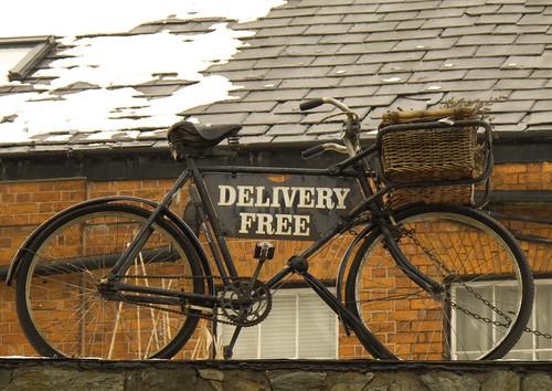 Blagg bike