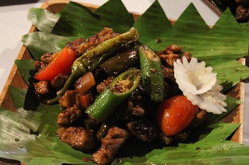 Binagoongan at Obsidian Bar and Grill