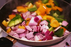 Vegetables with Olive Oil