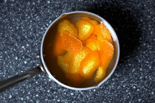 orange peel syrup