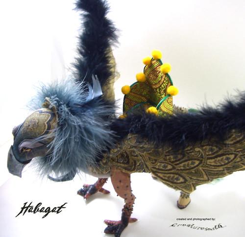 Habagat's howdah