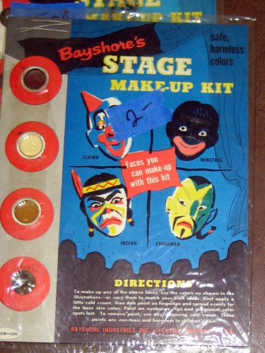 Stage make-up kit