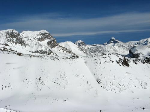 Ptarmigan Peak, Mount Douglas & Mount St. Bride
