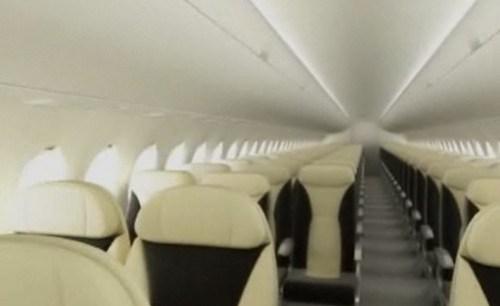 C Series Interior