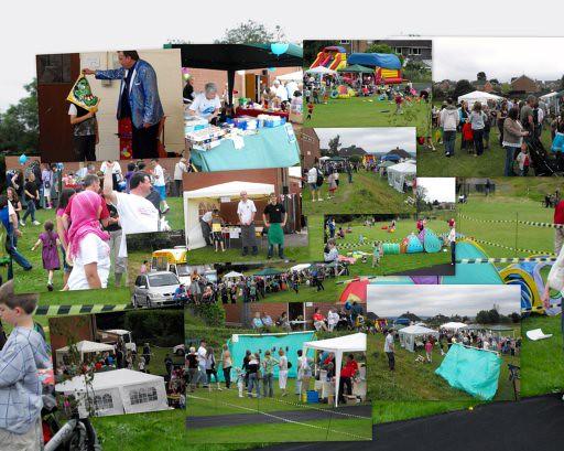 Crosspool Summer Fayre 2009
