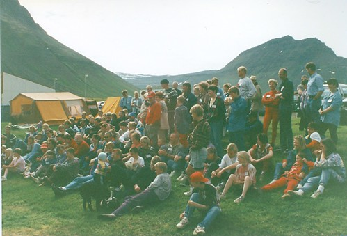 Ættarmót 1994