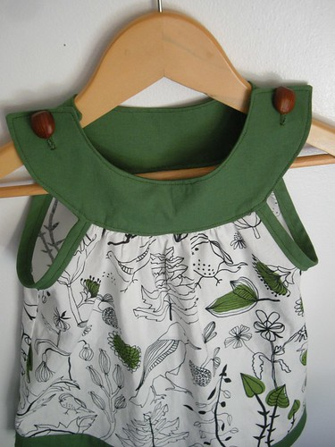 Bird Dress 2.0 Buttons