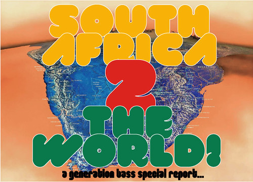 south africa to the world