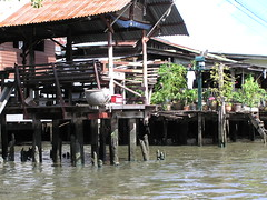 Thonburi Klongs