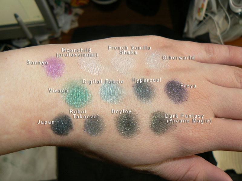 Fyrinnae Cosmetics (flash)