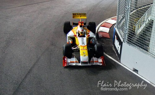 Singapore F1 Day 1 Practice 131
