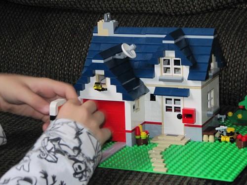 Lego houses