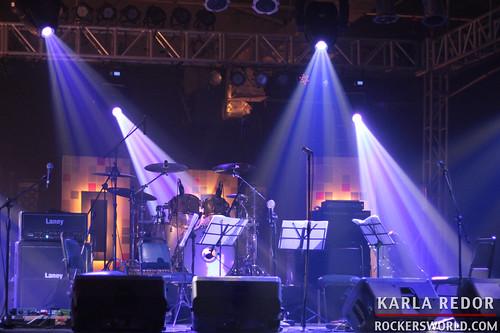 Urbandub Online Concert Stage Setup