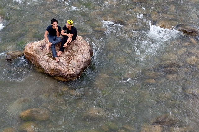 Bukit Lawang guys