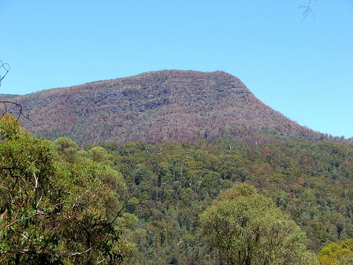 The Rugged Victorian Alps
