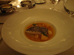 6th Course:  Bouillabaisse