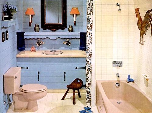 MidCentury Living Bathrooms 196065