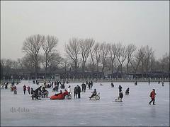 Beijing - amusement on ice