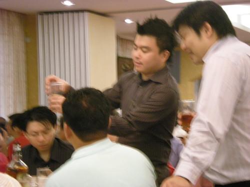 Huai Bin @ Constantine's wedding