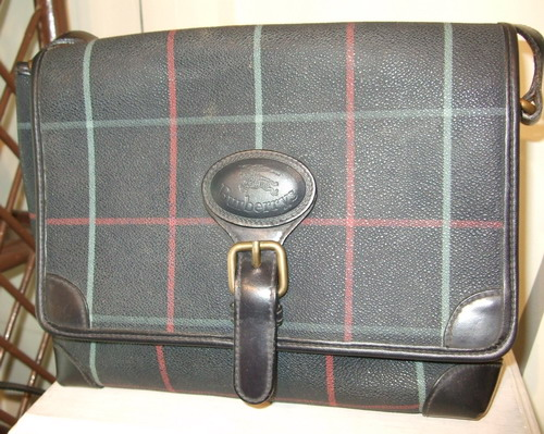 Vintage Handbag Burberrys