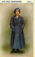 British Female Munitions Worker