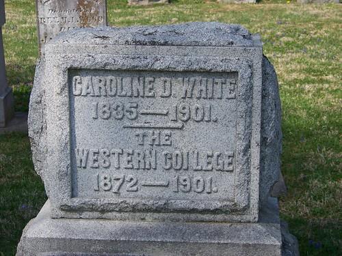 Caroline D. White