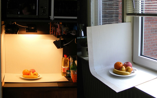 Improvised Photo Studios