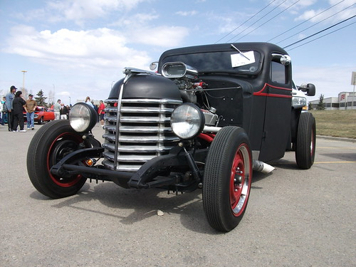 1937 GMC Hot Rod