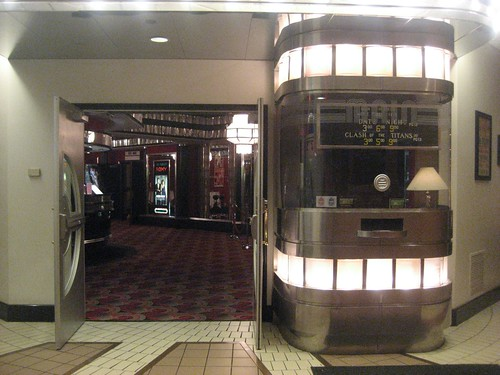 Ticket Booth Main Theatre Ephrata PA