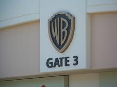 Warner Bros. Studios Gate 3