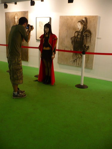 Exposición de Luis Royo