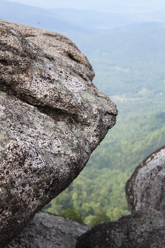 Old Rag - Lichen Rock