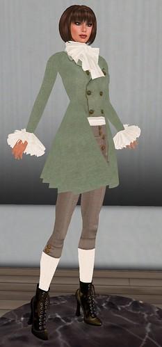 Ivalde - 50L Regency Hans on a Female