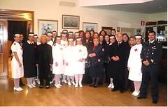 Croce Rossa e 34° Gruppo Radar